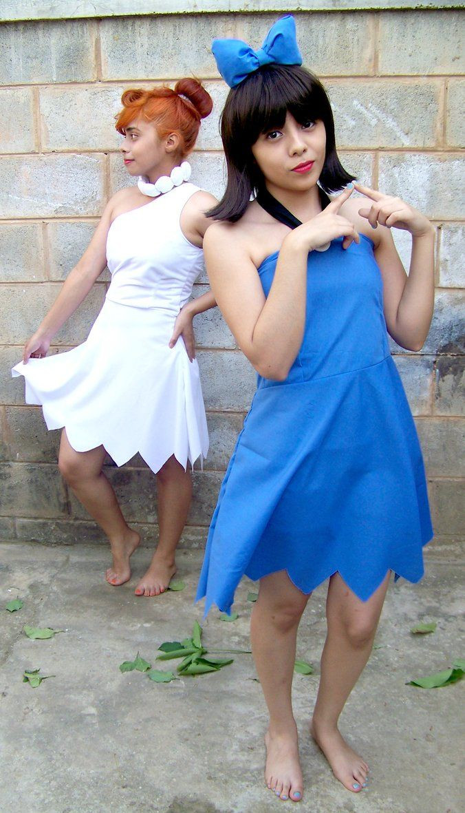 Best ideas about Flintstone Costumes DIY . Save or Pin Wilma Betty of Flintstone by AliceShia Now.