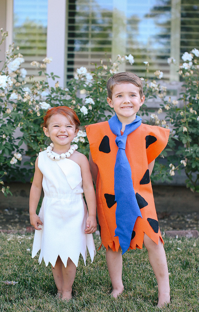Best ideas about Flintstones Costumes DIY . Save or Pin Fred And Wilma Flintstone Costume DIY Now.