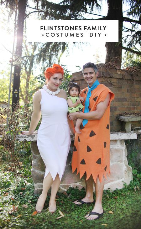 Best ideas about Flintstones Costumes DIY . Save or Pin 25 Family Halloween Costumes 2017 Now.