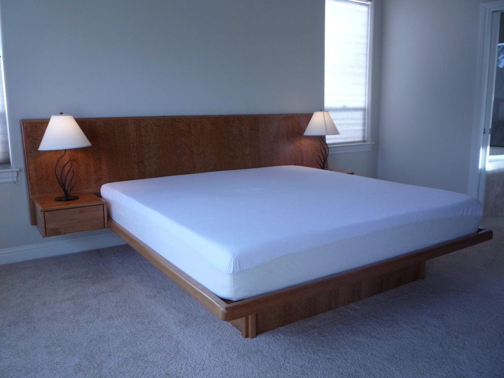 Best ideas about Floating Bed DIY . Save or Pin Bedroom Diy Headboard Wall Hanging Floating Beds With Now.