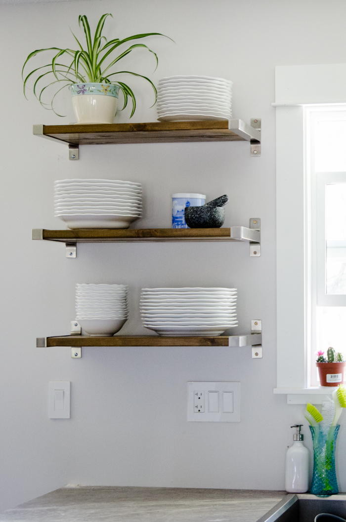 Best ideas about Floating Bookshelves DIY . Save or Pin Fantastic DIY Floating Shelves Now.
