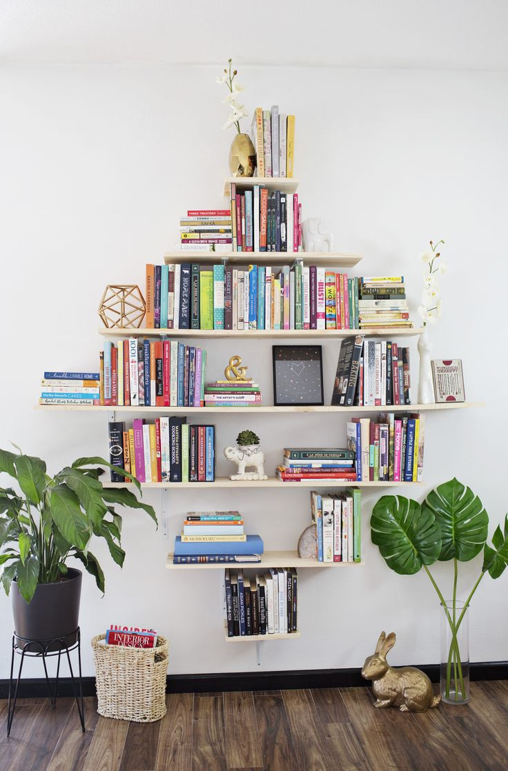 Best ideas about Floating Bookshelves DIY . Save or Pin Best 25 Floating bookshelves ideas on Pinterest Now.