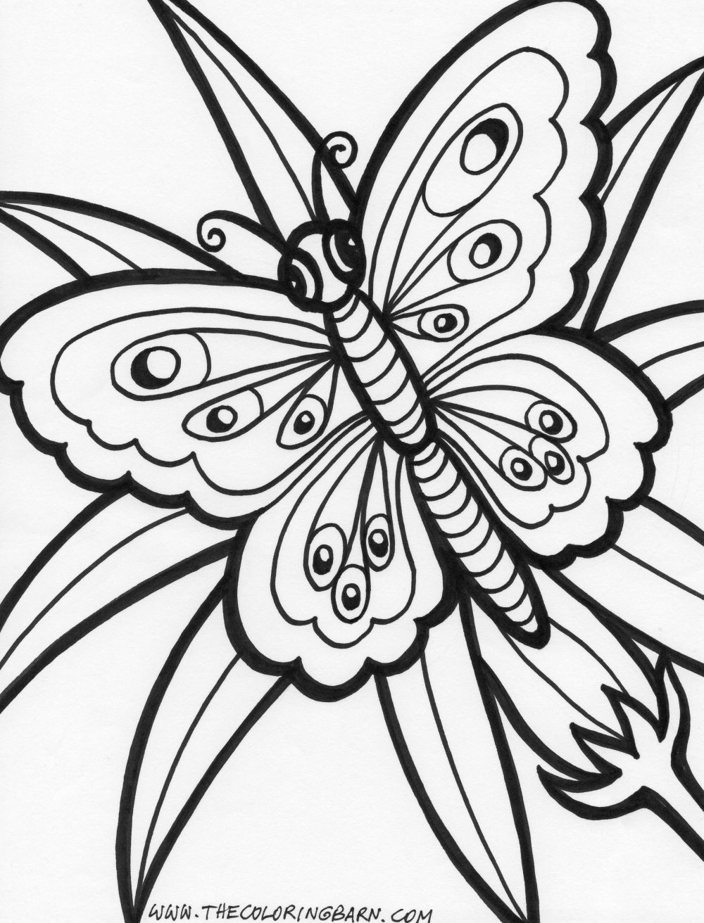 Best ideas about Flower Coloring Sheets For Girls . Save or Pin Flower Coloring Pages For Girls 10 And Up Coloring Home Now.