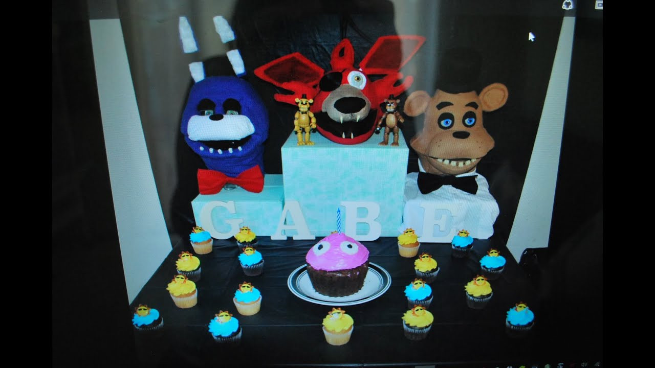 Best ideas about Fnaf Birthday Party Decorations . Save or Pin FNAF Birthday party ideas Now.