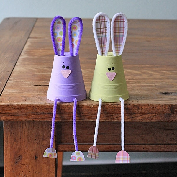 Best ideas about Foam Craft Ideas For Adults . Save or Pin Foam Cup Bunnies Crafts by Amanda Now.