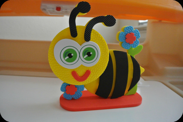 Best ideas about Foam Craft Ideas For Adults . Save or Pin Text UR Foam Makes Craft Time Fun Now.