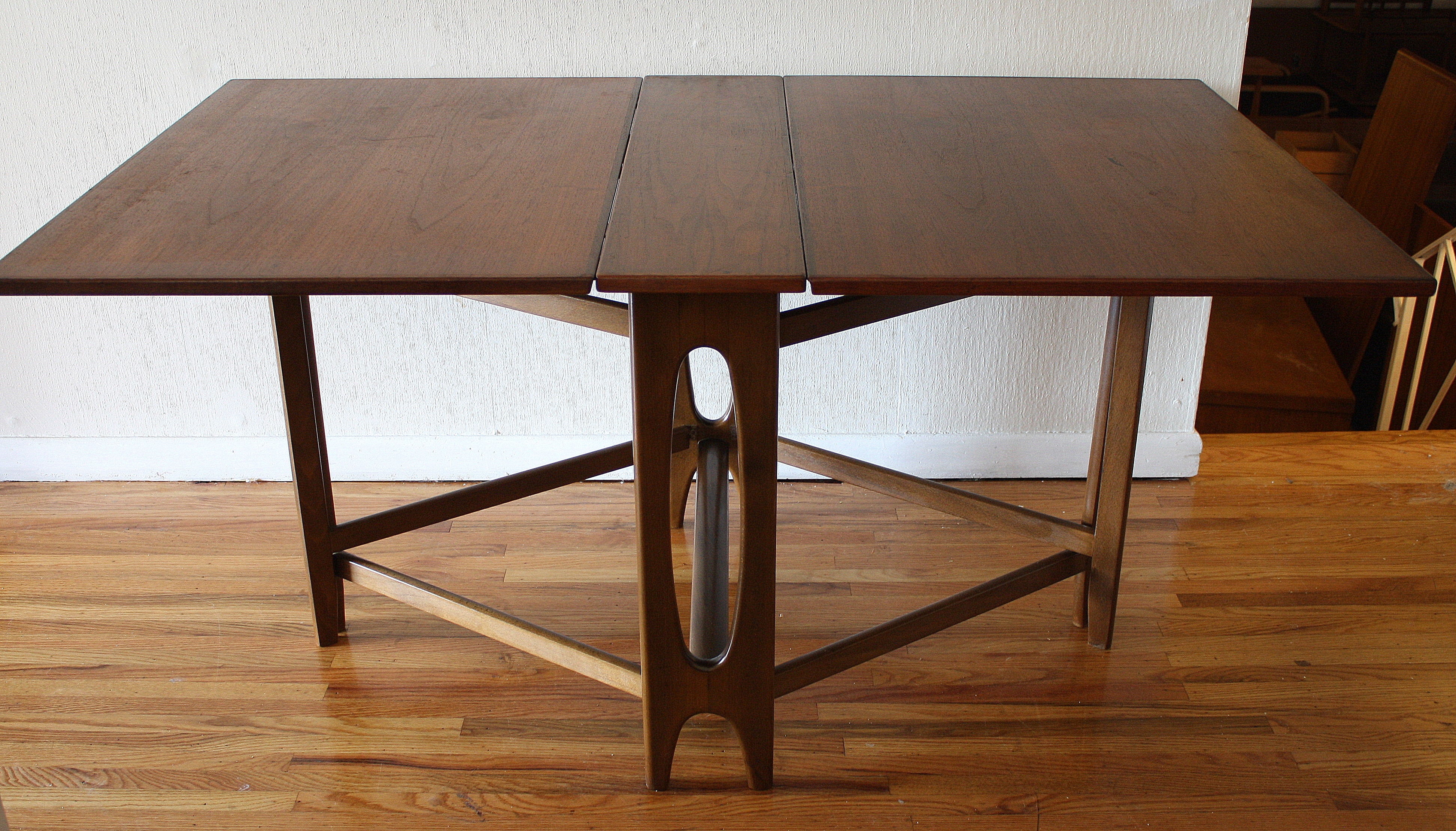 Best ideas about Folding Dining Table . Save or Pin Danish folding dining table 2 Now.