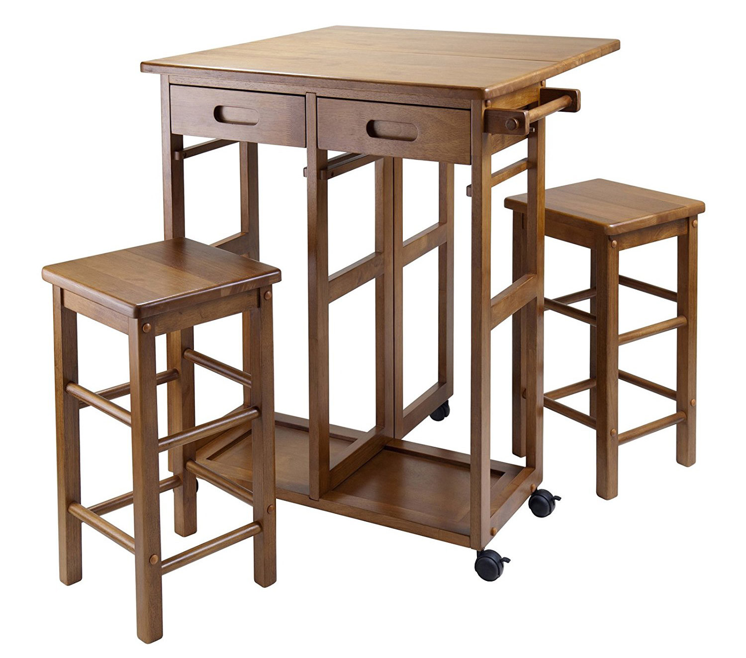 Best ideas about Folding Dining Table . Save or Pin Choose a Folding Dining Table for a Small Space – Adorable Now.
