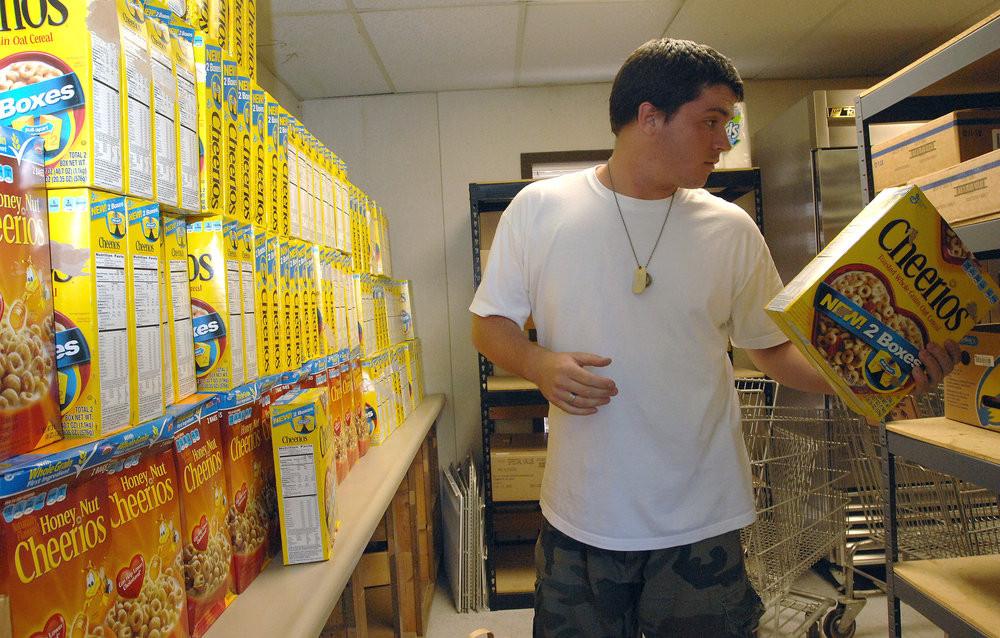Best ideas about Food Pantry Volunteer . Save or Pin Patterson Irrigator Food pantry needs volunteers to Now.