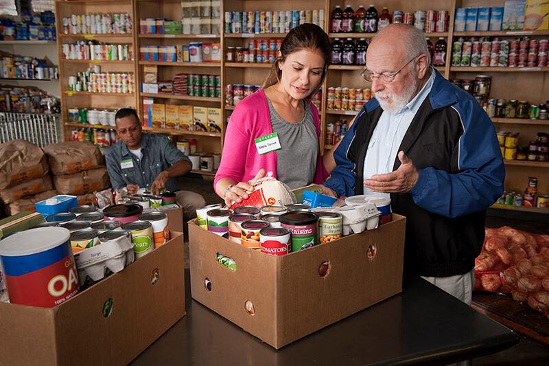 Best ideas about Food Pantry Volunteer . Save or Pin VOLUNTEERS NEEDED Project Homestead Food Pantry Now.