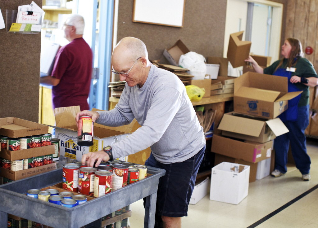 Best ideas about Food Pantry Volunteer . Save or Pin Clackamas County food pantry volunteer People like me Now.