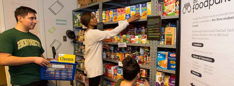 Best ideas about Food Pantry Volunteer . Save or Pin Volunteer ASI Associated Students Inc Now.