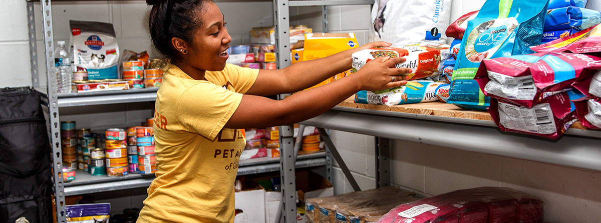 Best ideas about Food Pantry Volunteer . Save or Pin pet food pantry volunteer Pet Alliance of Greater Orlando Now.