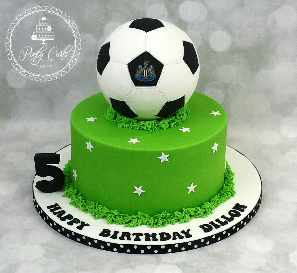 Best ideas about Football Birthday Cake . Save or Pin Soccer Cake Now.