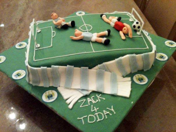 Best ideas about Football Birthday Cake . Save or Pin Wedding Cakes Birthday Cake Celebration Cakes by Joy Now.