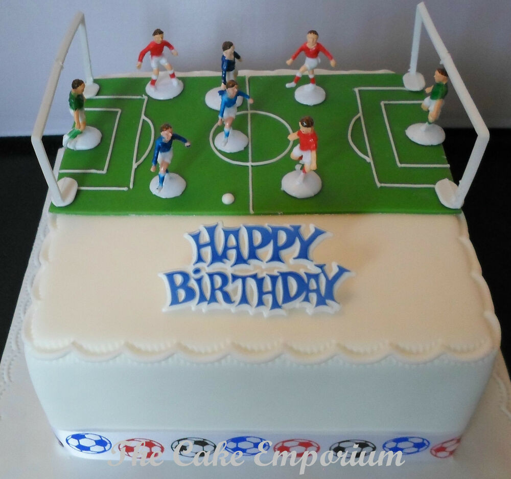 Best ideas about Football Birthday Cake . Save or Pin BOYS FOOTBALL BIRTHDAY CAKE PACK Now.