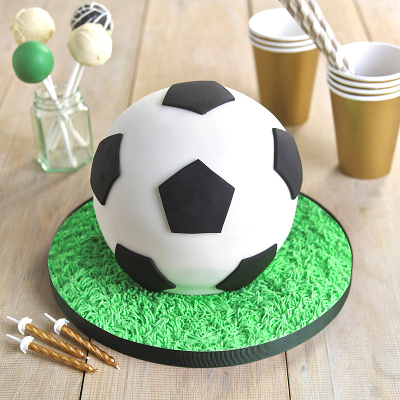 Best ideas about Football Birthday Cake . Save or Pin Football Hemisphere Cake Recipes Now.