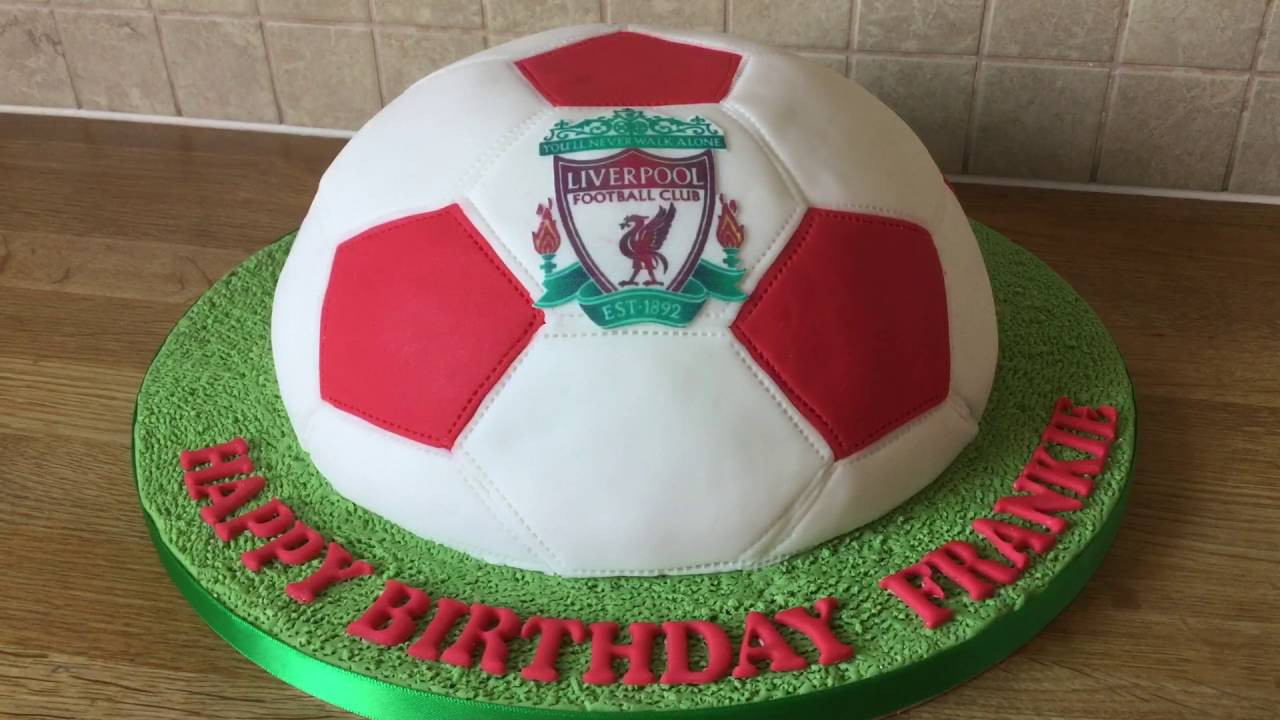 Best ideas about Football Birthday Cake . Save or Pin Football birthday cake Now.