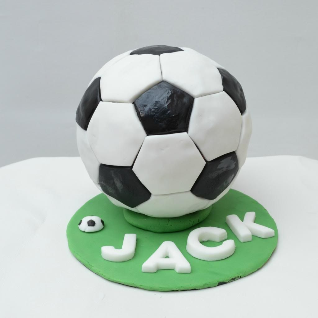Best ideas about Football Birthday Cake . Save or Pin The Crazy Kitchen My baby turns Four & a Football Now.