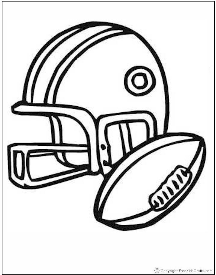 Best ideas about Football Coloring Pages For Boys . Save or Pin Football Coloring Pages For Boys Coloring Home Now.