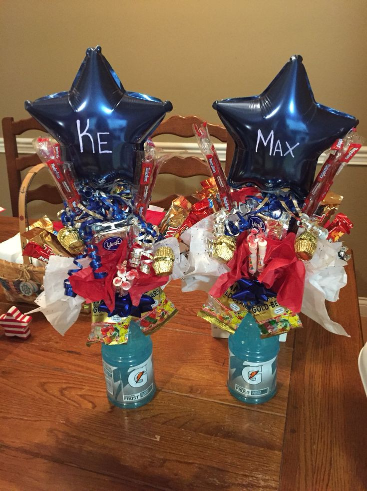 Best ideas about Football Gift Ideas For Boys . Save or Pin Best 25 Senior night ts ideas on Pinterest Now.