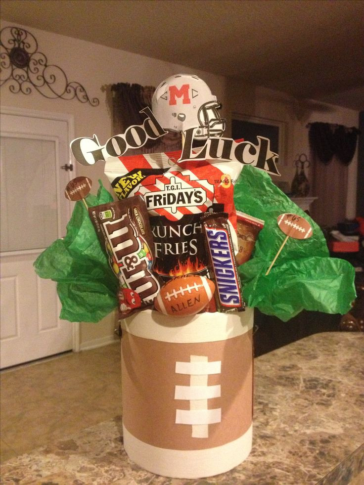 Best ideas about Football Gift Ideas For Boys . Save or Pin 25 best ideas about Football Player Gifts on Pinterest Now.