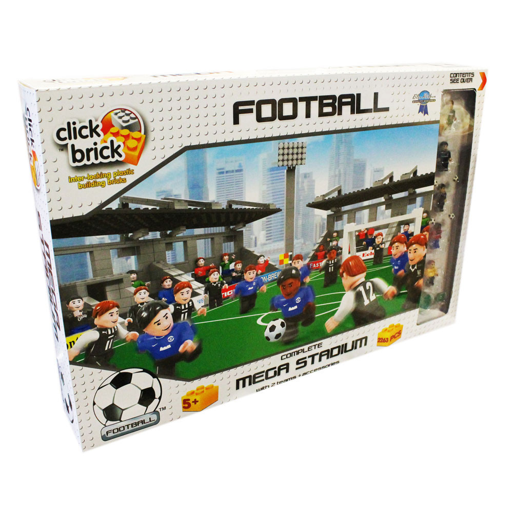 Best ideas about Football Gift Ideas For Boys . Save or Pin Brick Football Stadium Now.