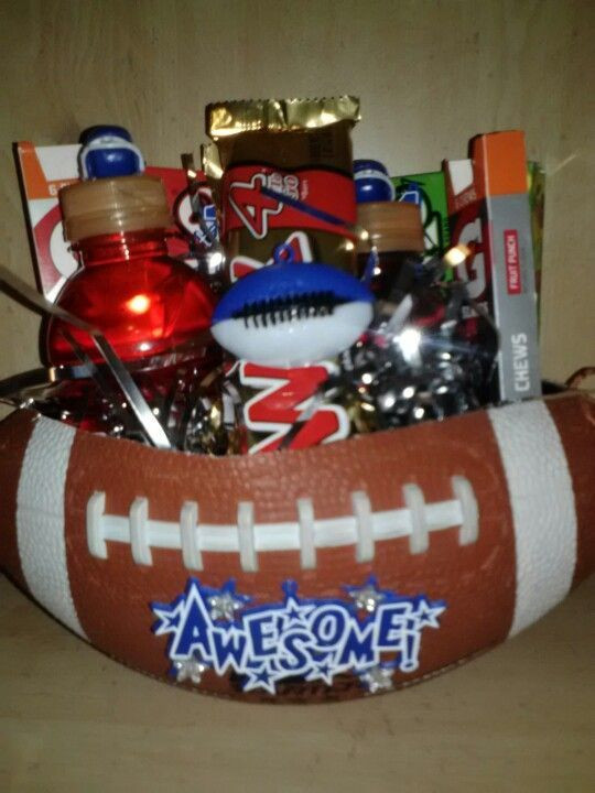 Best ideas about Football Gift Ideas For Boys . Save or Pin Pin by Mandy Galarza on Football ts Now.
