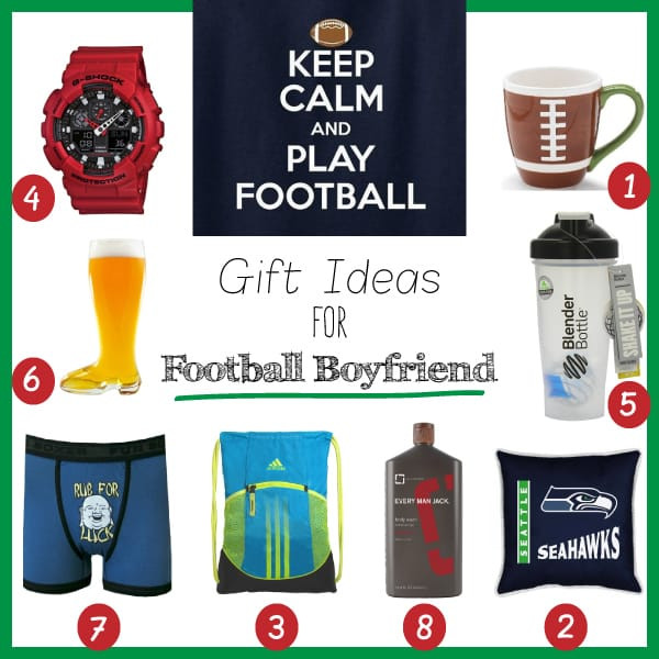 Best ideas about Football Gift Ideas For Boys . Save or Pin Top 11 Gift Ideas for Football Boyfriend [Updated 2018 Now.