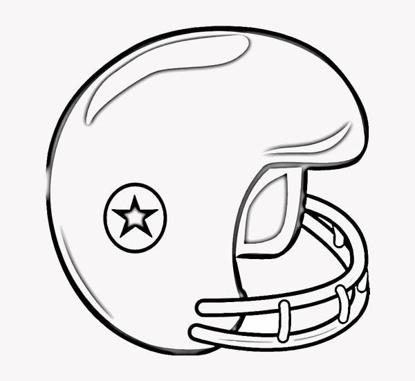 Best ideas about Football Helmet Coloring Pages For Kids . Save or Pin 9 Football Coloring Pages JPG Download Now.