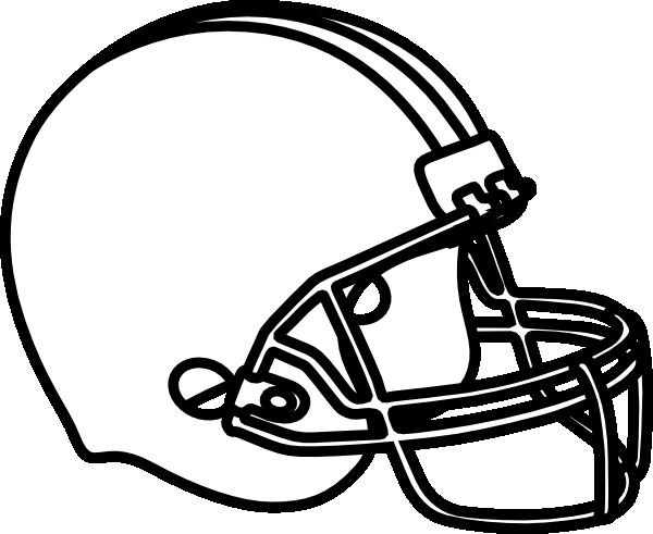 Best ideas about Football Helmet Coloring Pages For Kids . Save or Pin print football Now.