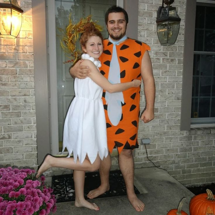 Best ideas about Fred And Wilma Flintstone Costume DIY . Save or Pin 54 best images about Costumes on Pinterest Now.