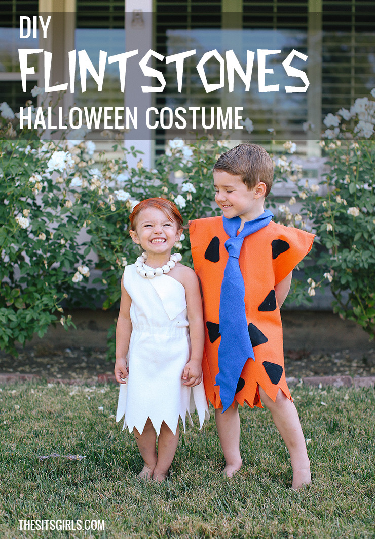 Best ideas about Fred Flintstone Costume DIY . Save or Pin Fred And Wilma Flintstone Costume DIY Now.