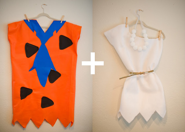 Best ideas about Fred Flintstone Costume DIY . Save or Pin Domestic Fashionista Fred Wilma and Bamm Bamm Now.