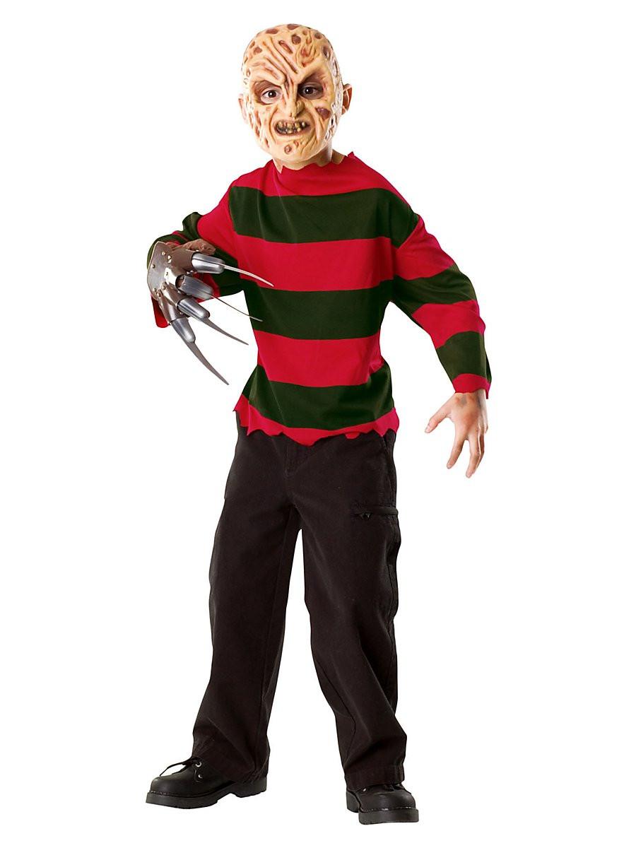Best ideas about Freddy Krueger Costume DIY . Save or Pin Freddy Krueger Child Costume maskworld Now.