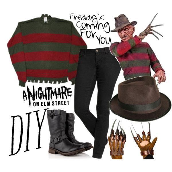 Best ideas about Freddy Krueger Costume DIY . Save or Pin Freddy Krueger skirt Freddy Krueger DIY Costume Now.