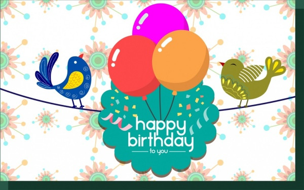 Best ideas about Free Birthday Card Template . Save or Pin Birthday invitation template free vector 15 150 Now.
