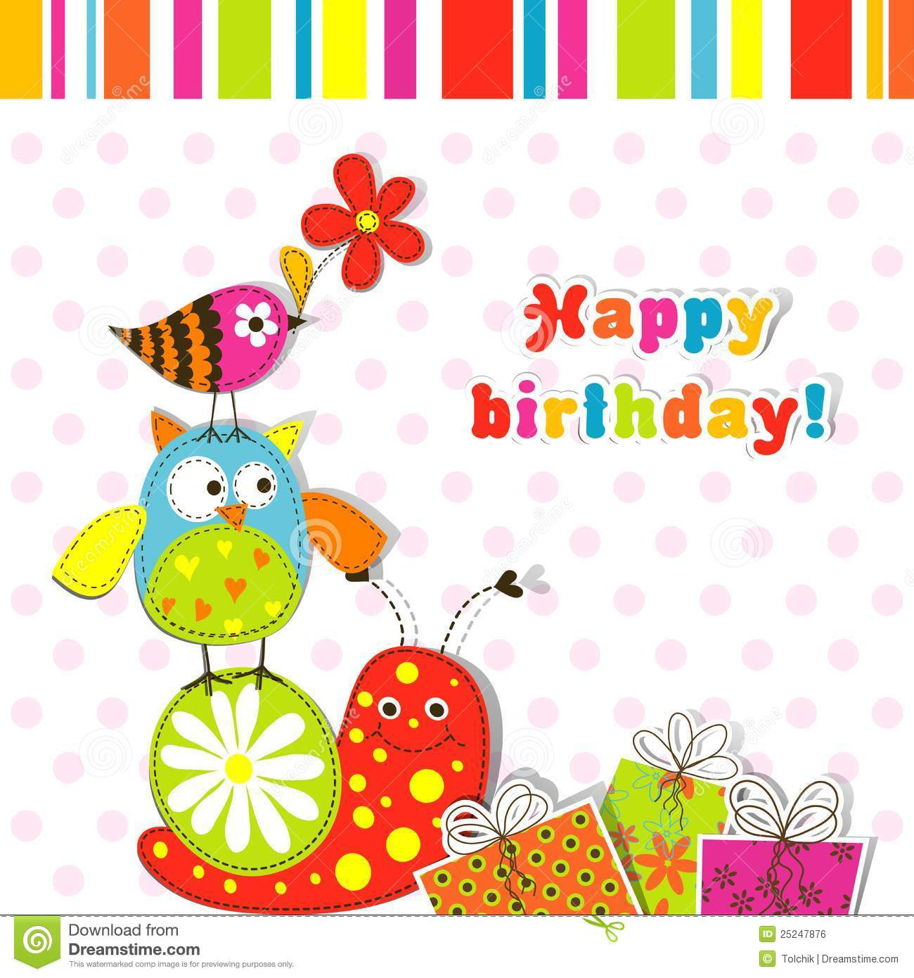 Best ideas about Free Birthday Card Template . Save or Pin Birthday Card Template Now.