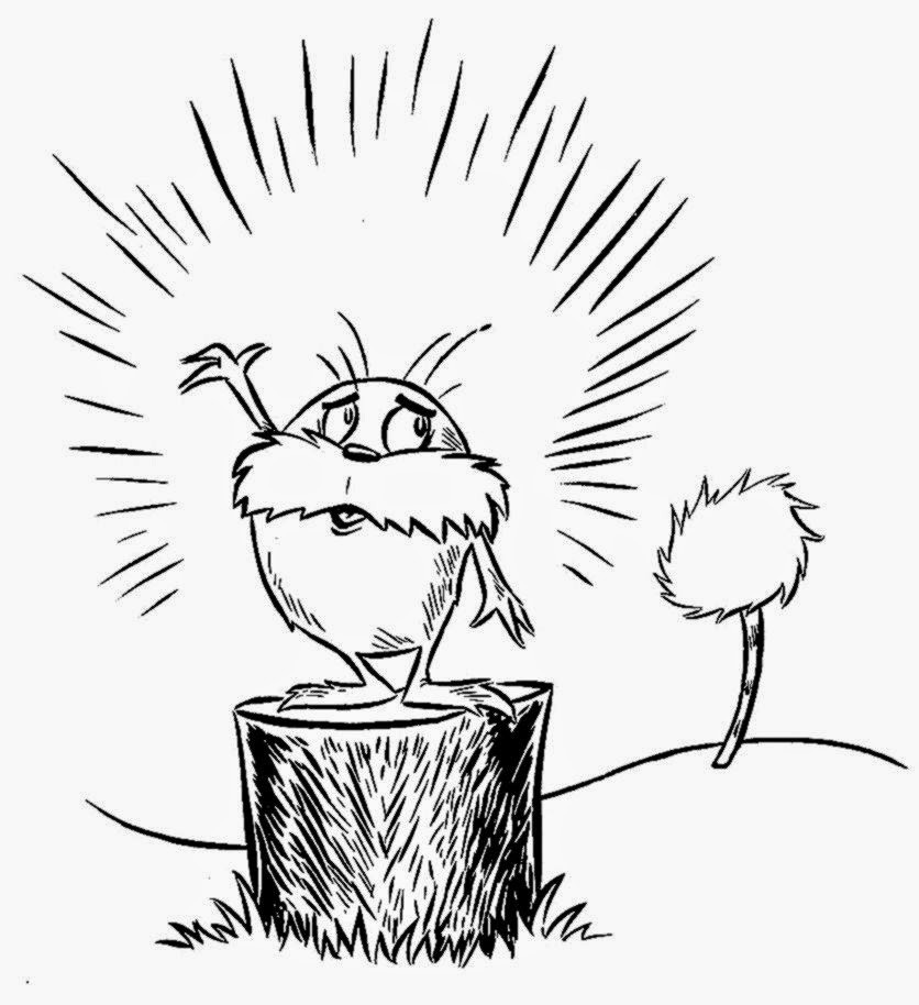 Best ideas about Free Coloring Pages For Dr.Seuss . Save or Pin Dr Seuss Coloring Sheet Now.