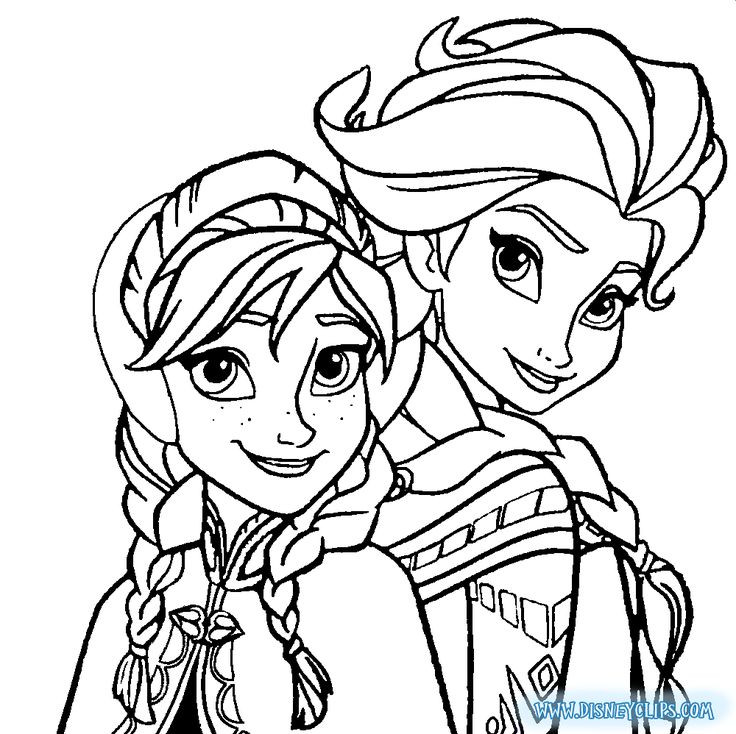 Best ideas about Free Coloring Pages For Girls Frozen . Save or Pin 10 ideas about Frozen Coloring Pages on Pinterest Now.
