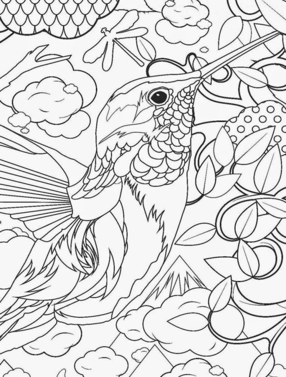 Best ideas about Free Coloring Pages For Older Kids . Save or Pin Coloring Pages Gorgeous Detailed Coloring Pages For Older Now.