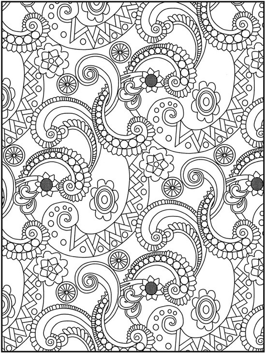 Best ideas about Free Coloring Pages For Older Kids . Save or Pin Very Detailed Coloring Pages Bestofcoloring Now.