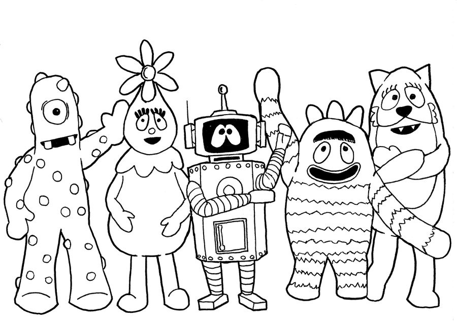 Best ideas about Free Coloring Pages Nickelodeon . Save or Pin Nickelodeon Printable Coloring Pages AZ Coloring Pages Now.