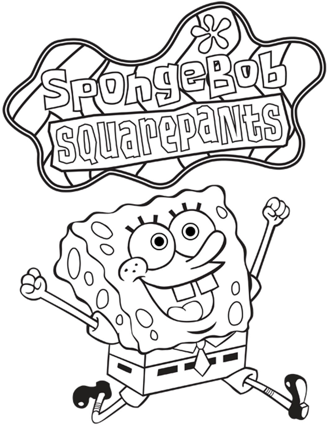 Best ideas about Free Coloring Pages Nickelodeon . Save or Pin Free Nickelodeon Spongebob Coloring Pages For Kids Now.