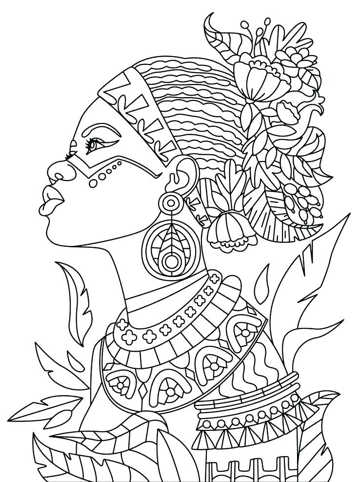 Best ideas about Free Coloring Pages Of African Americans . Save or Pin African American Coloring Pages at GetColorings Now.