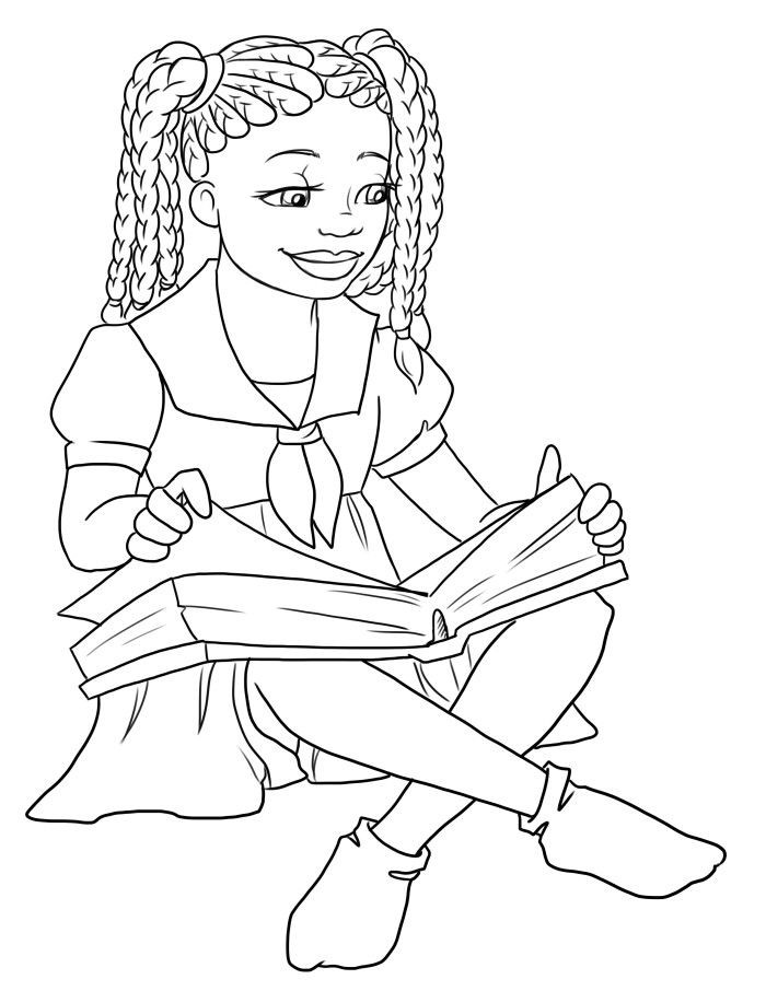 Best ideas about Free Coloring Pages Of African Americans . Save or Pin Does your child love to color In celebration of our Now.