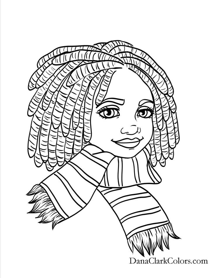 Best ideas about Free Coloring Pages Of African Americans . Save or Pin Famous African American Woman Coloring Pages Now.