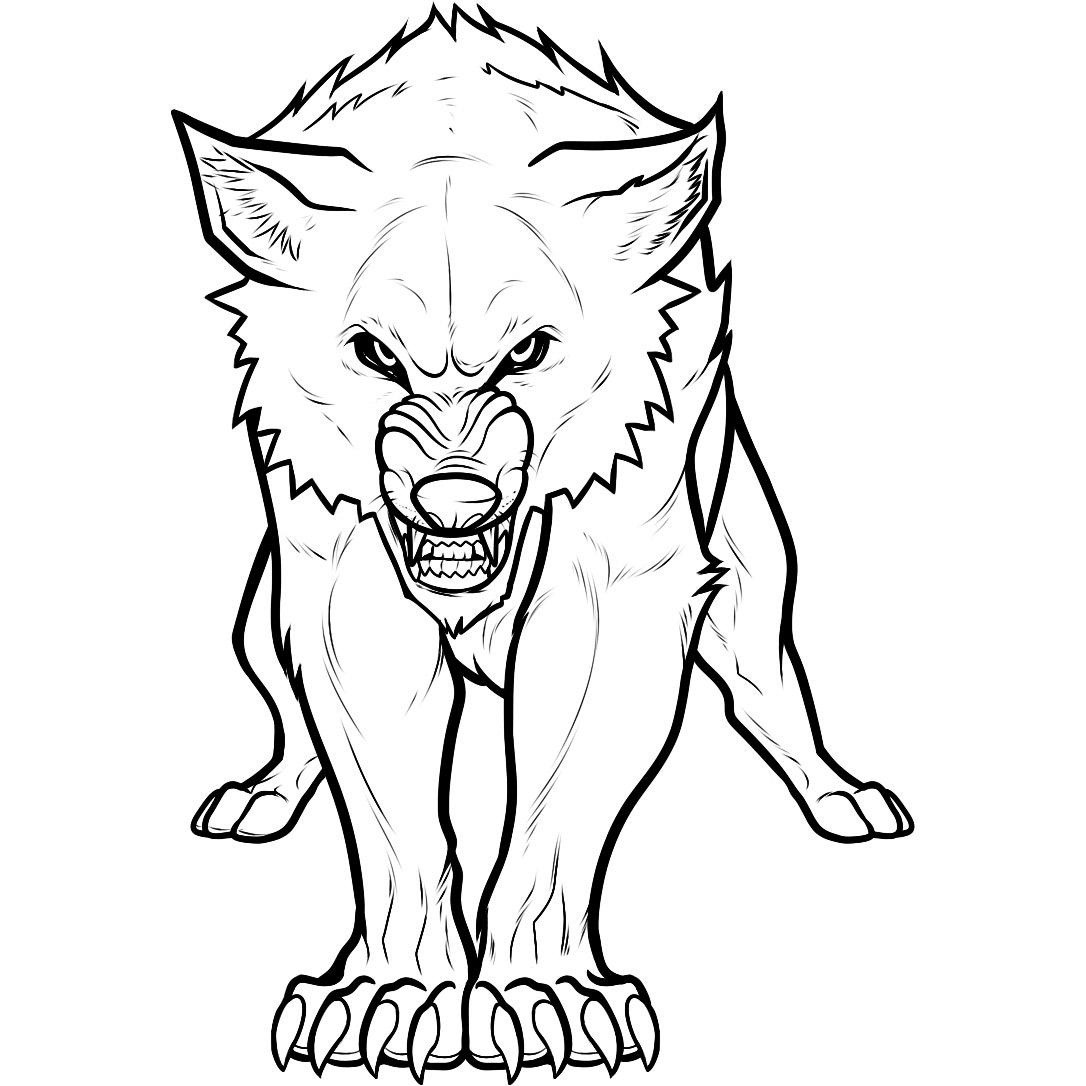 Best ideas about Free Coloring Pages Of Wolves . Save or Pin Free Printable Wolf Coloring Pages For Kids Now.