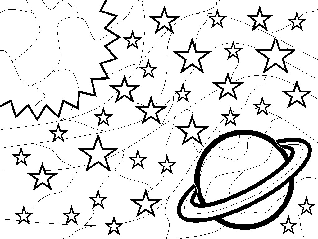 Best ideas about Free Coloring Pages Outer Space . Save or Pin Outer Space Coloring Pages Coloring Home Now.