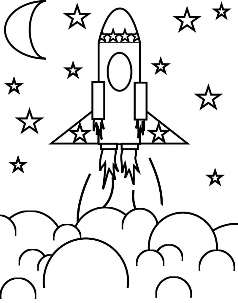 Best ideas about Free Coloring Pages Outer Space . Save or Pin Outer Space Coloring Pages coloringsuite Now.